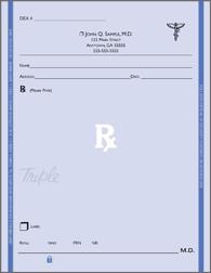 Triple I Prescription Pads | www.tripleirxpads.com